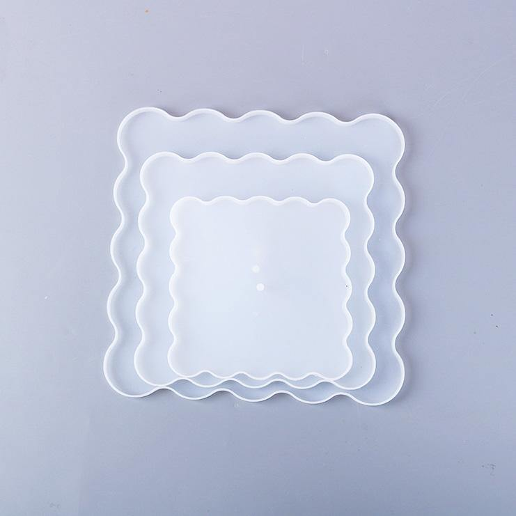 3-tier Resin Stand Tray Mold