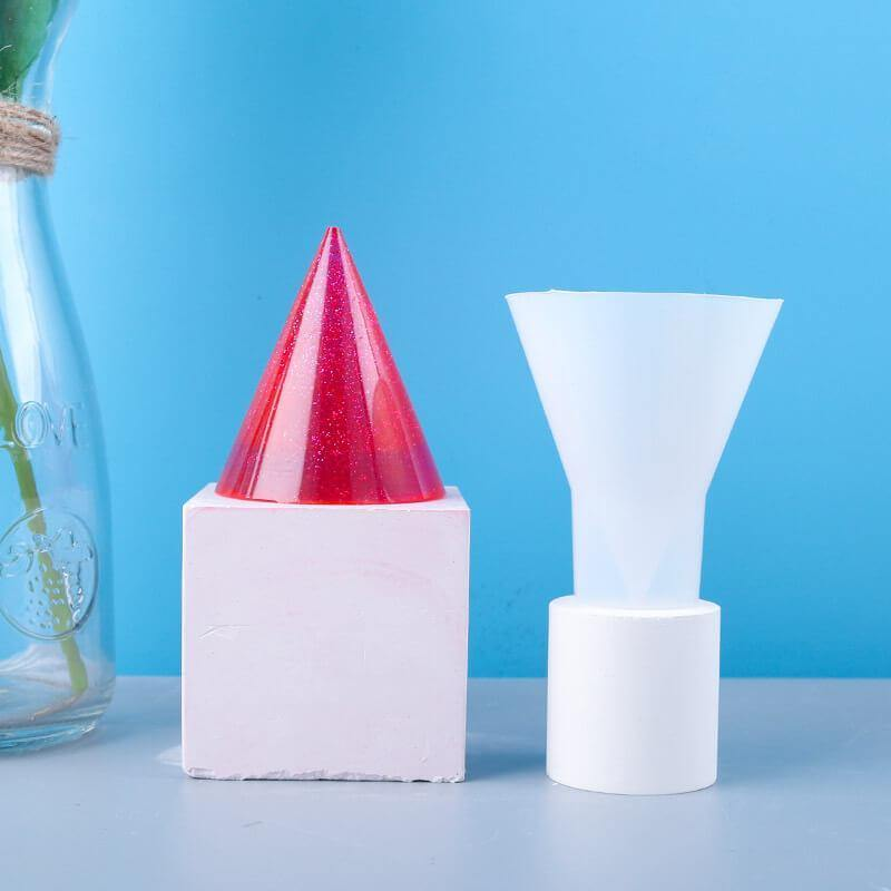 Cone Resin Molds