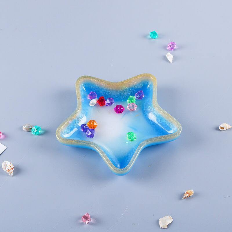 Dish Silicone Resin Molds