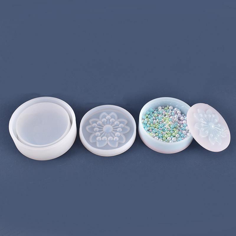 Resin Jewelry Box Molds