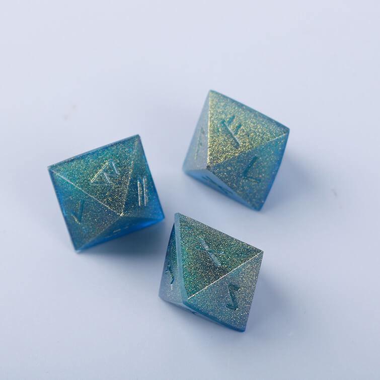 Rune Stones Resin Mold