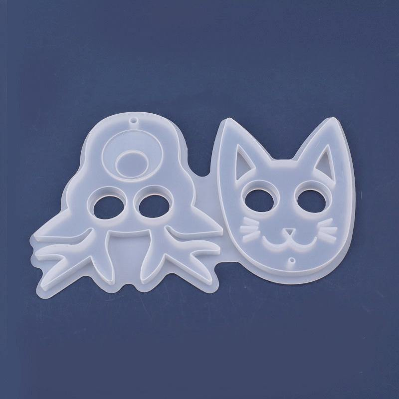 Self Defense Resin Mold - ResinsPal