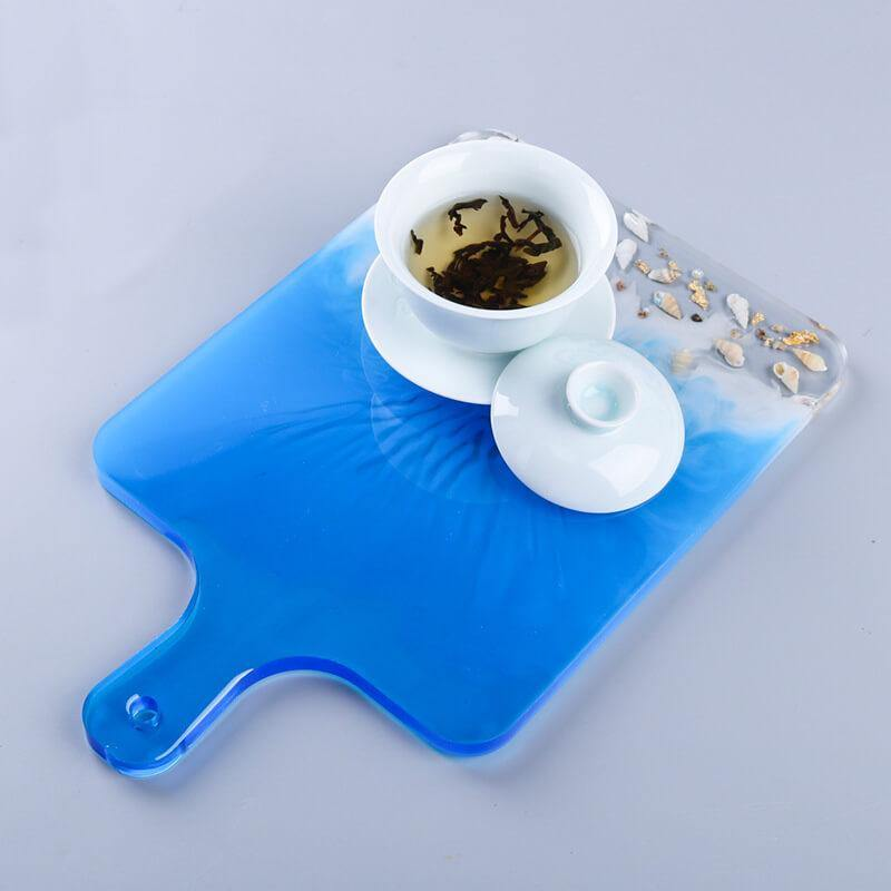 Silicone Resin Tray Mold