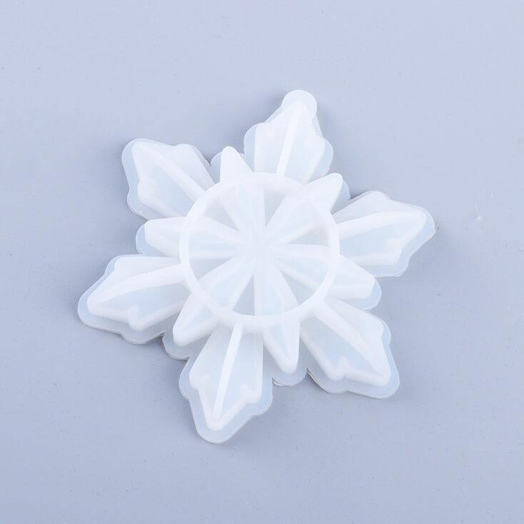Snowflake Resin Molds