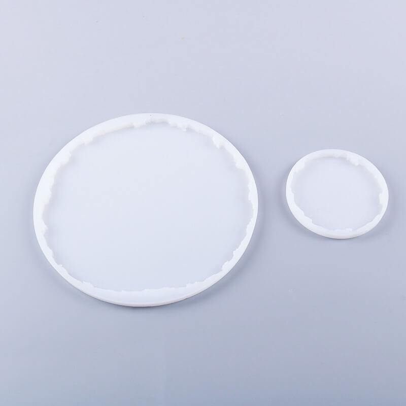 Silicone Coaster Molds for Resin