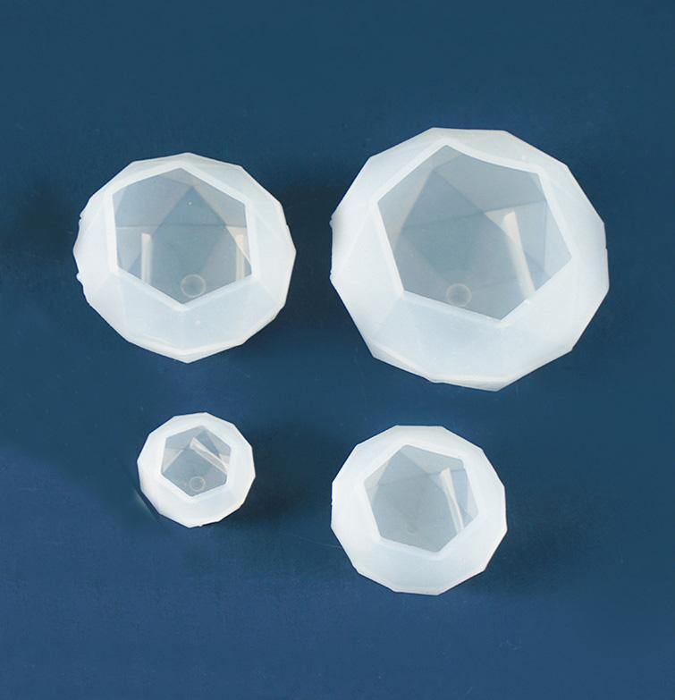 Crystal Resin Molds