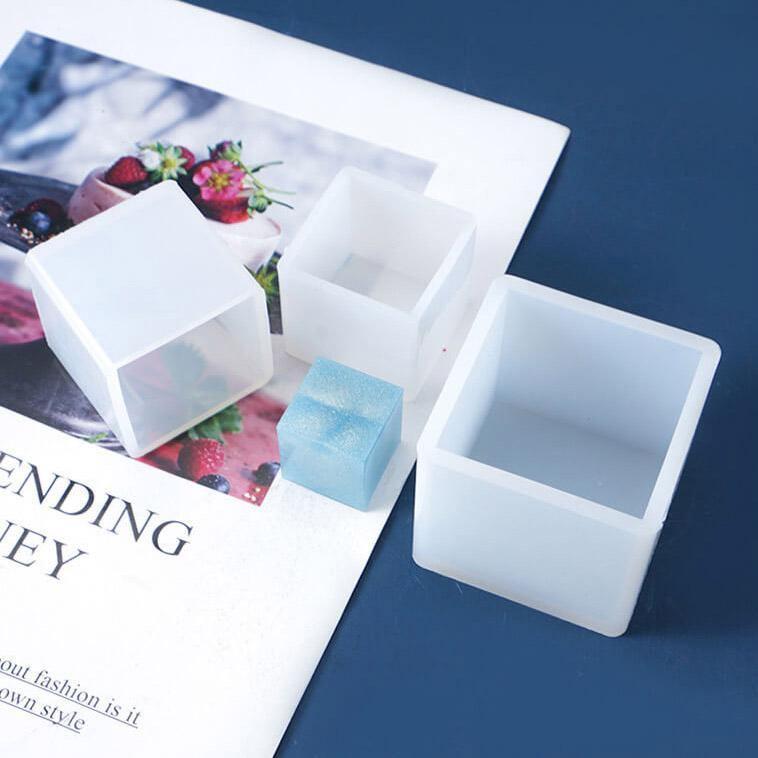 Resin Cube Molds