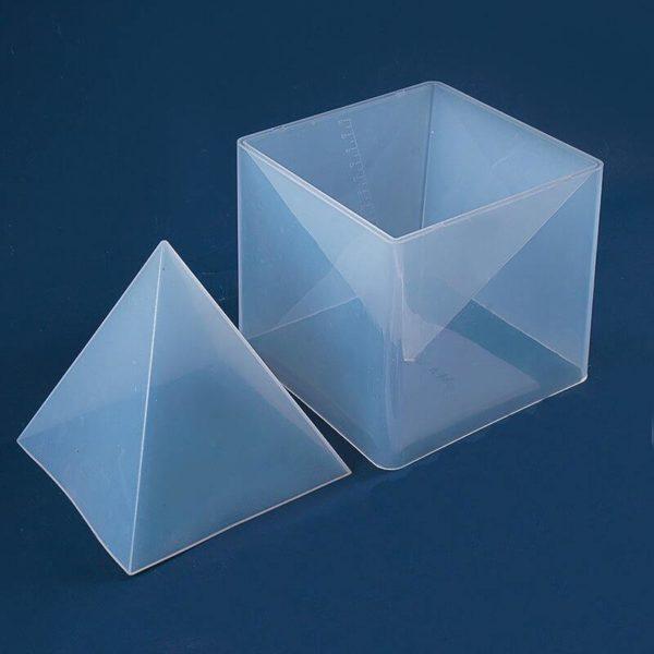 Orgone Pyramid Resin Mold