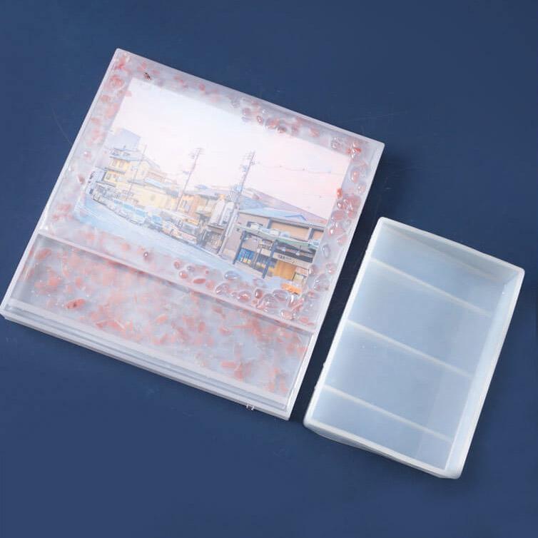 Photo Frame Resin Molds