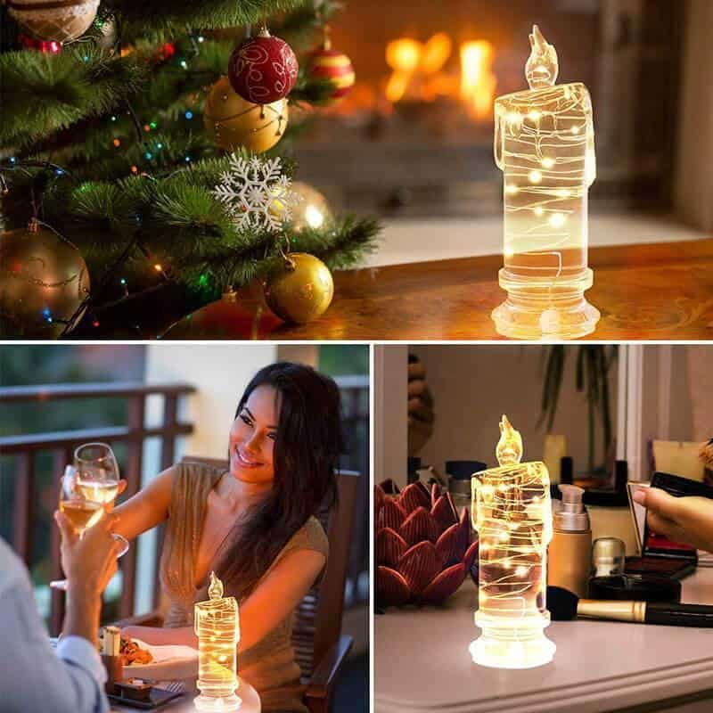 Resin Candle Molds