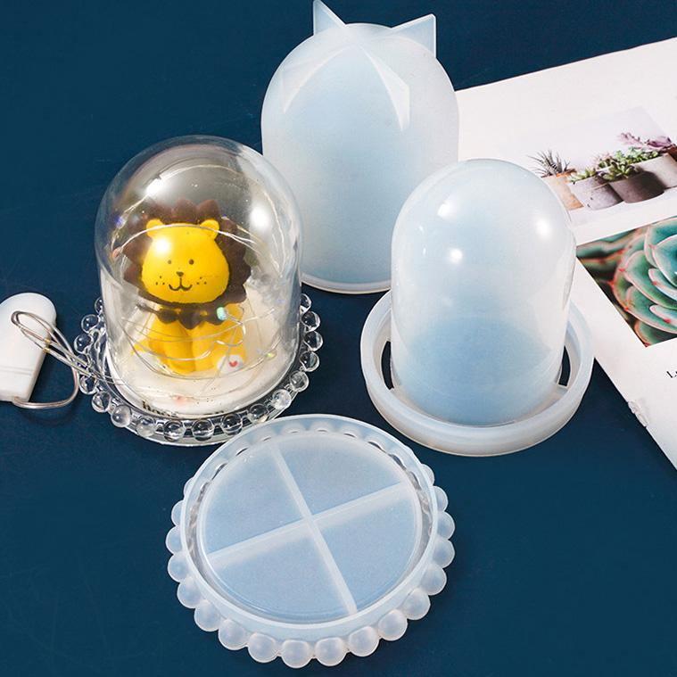 Resin Display Jar Mold - ResinsPal