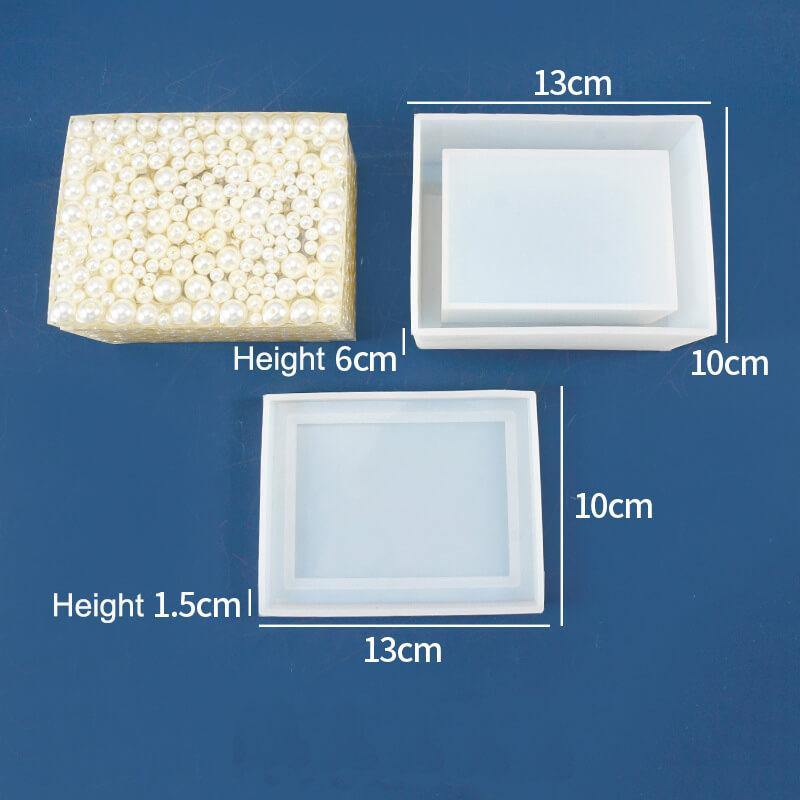 Resin Storage Box Mold
