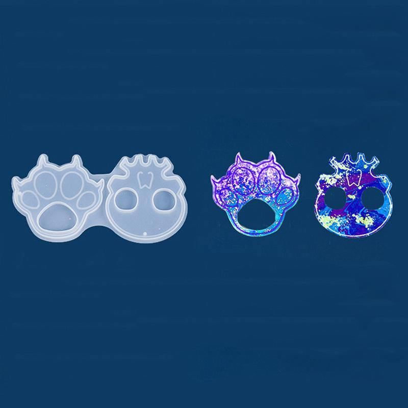 Resin Self Defense Molds - ResinsPal