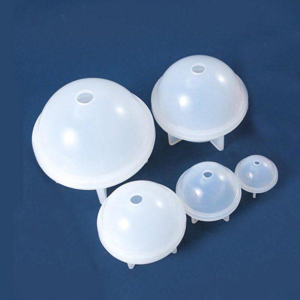 Sphere Resin Molds
