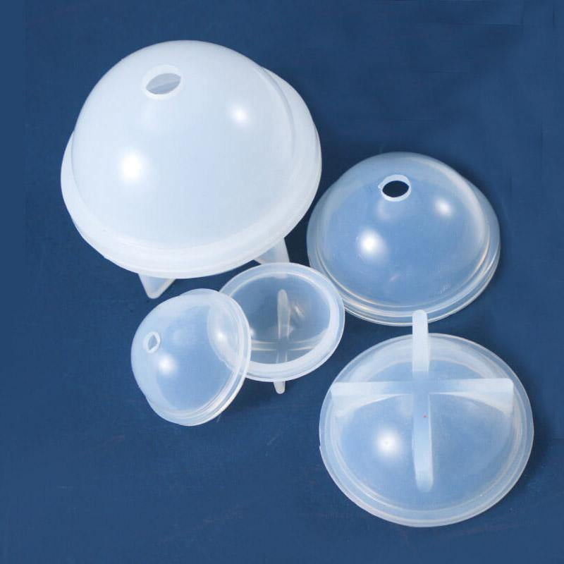 Large Silicone Resin Sphere Mold