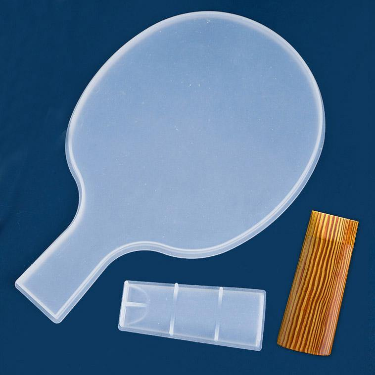 Table Tennis Bat Mold - ResinsPal