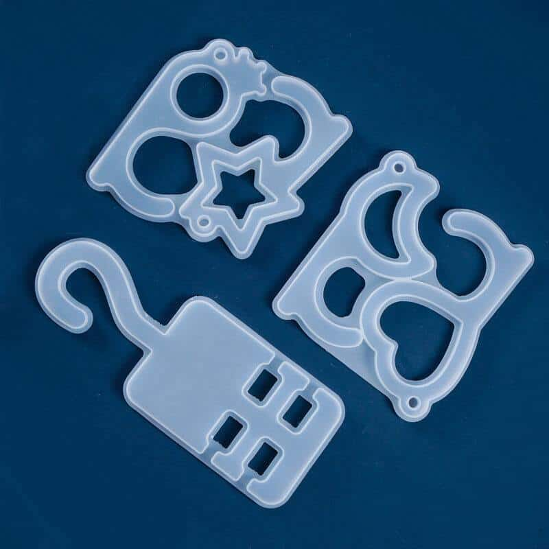 Touch-Free Tool Resin Molds